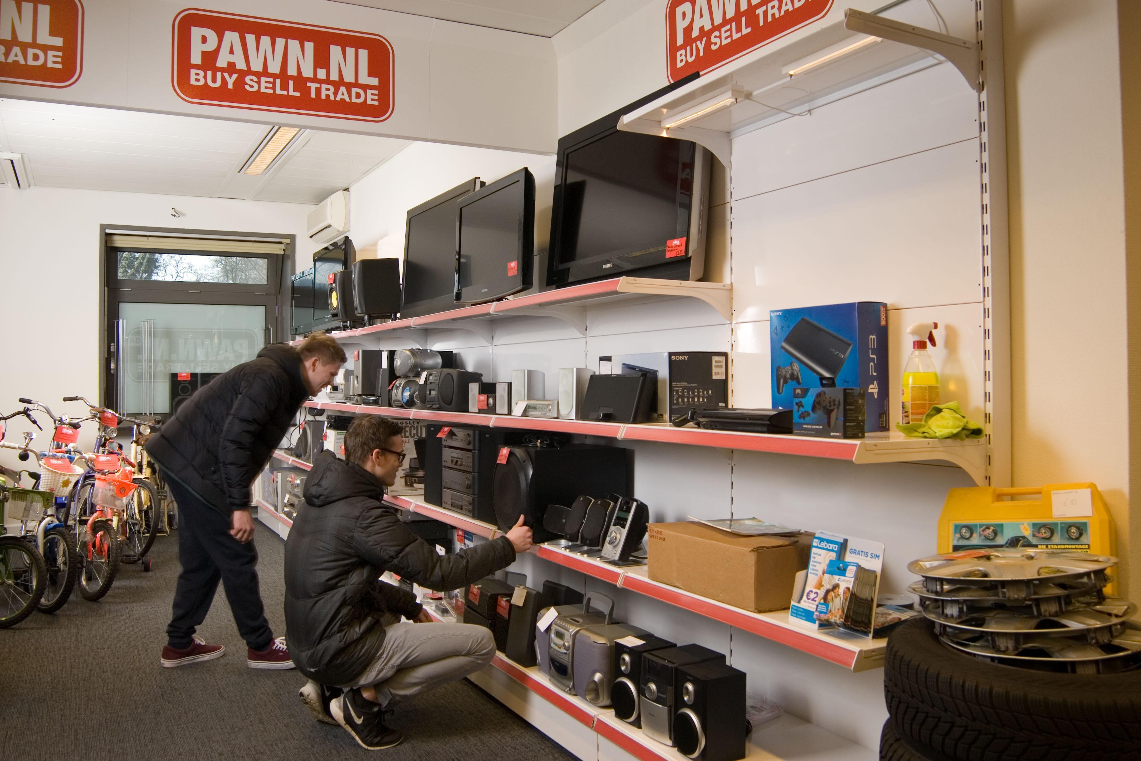 Winkelen bij Pawn.nl