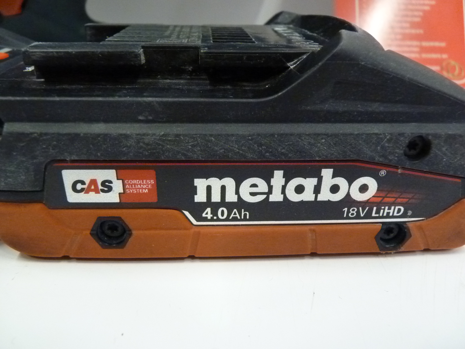 Metabo Accu Decoupeerzaag STAB18LTX 100 18V