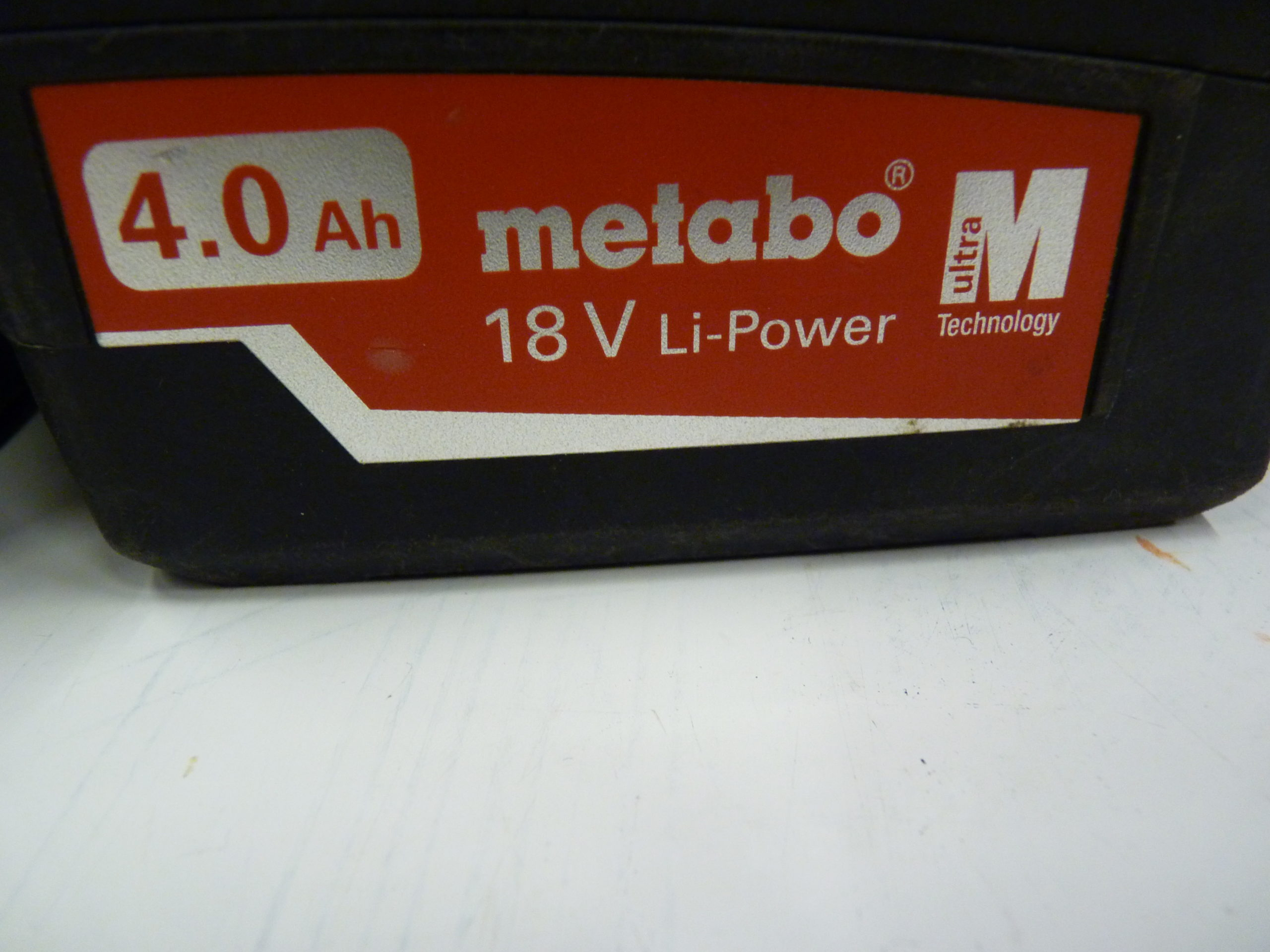 Metabo BS18LT Accuschroefmachine