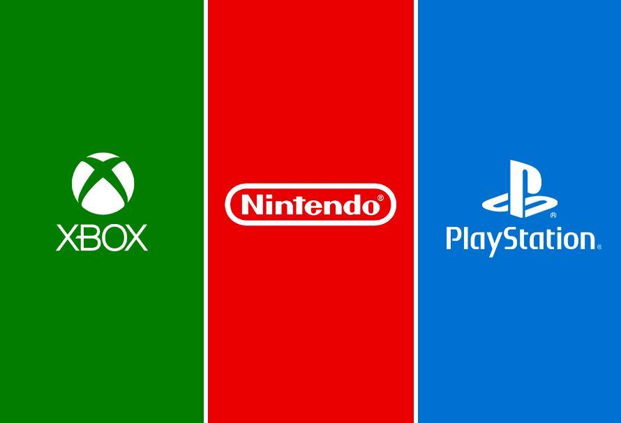 playstation, nintendo, microsoft, xbox